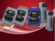 ICP DAS' HART series of converters, gateways and remote I/O modules