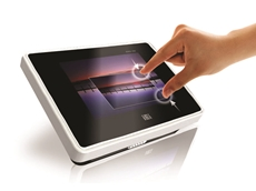 IOVU-430M Whole Plane Multi-Touch Panel PC