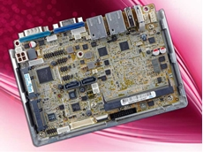 ICP Electronics announces single board computer with Intel 22nm Atom/Celeron on-board SoC