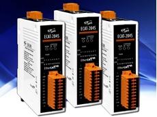 ECAT-2045 EtherCAT slave I/O modules