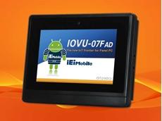 IOVU-07F-AD panel PC