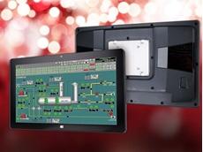 "IEI Integration's AFL3-W15C-ULT3 15"" IP64 wide screen panel PC"