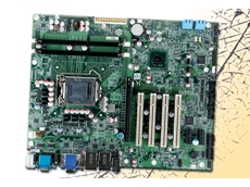 IMBA-H610 industrial ATX motherboards feature Intel HD Graphics 2000/3000 (based on CPU type)