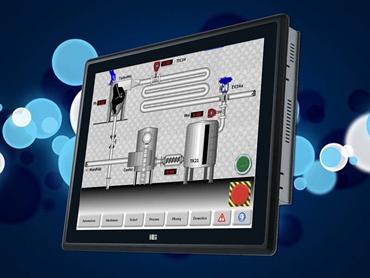 """IEI's intelligent industrial 19"""" panel PCs with IP65 rating"""