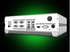 HTB-100-HM170 fanless medical embedded PC