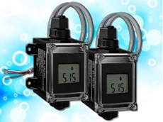 DL-100T Series IP66 remote temperature and data logger modules