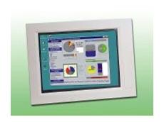 "Slimline 15"" TFT LCD panel PC"