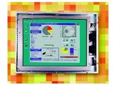 Sun-readable LCD display kits