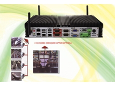 QM67 vehicle monitoring systems feature a fanless design that reduces the risk of system failure