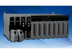 The station of the I/O system consists of power modules, communication modules, I/O modules and termination boards.