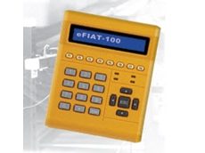 eFIAT-100 Floor Information Acquisition Terminal for Shop Floor Information Systems