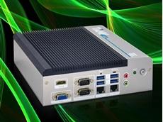TANK-610-BW fanless embedded PC