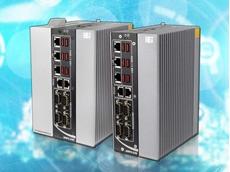 iEi's DRPC-230-ULT5 fanless DIN-Rail embedded systems