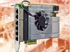 iEi's GPOE-6P PoE expansion module card