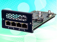 iEi's PulM-1G4T-I211 Intel Ethernet controller I211 based network interface card