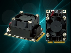 iEi's new Mustang-MPCIE-MX2 computing accelerator miniPCIe cards