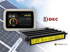 IDEC's partnership with Chilicon Power expands the company's broad range of initiatives to improve the environment
