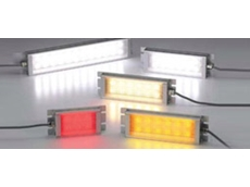 LF1A LED strips are available in four different colours