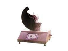 Safety brake is automatically activated to stop the pendulum once a test is completed.