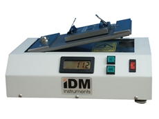 Highly Precise Plastic and Film Plane Testing Equipment by IDM