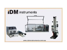 IDM machines on display at Auspack.