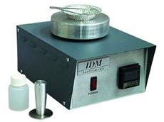 IDM's shrink tester.