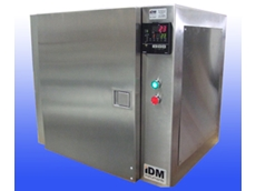 Rapid conditioning cabinet