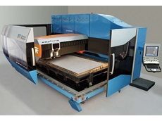 Zaphiro 2D laser cutting machine