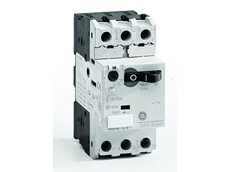 GE manual motor starters