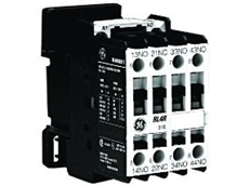 GE range of contactors and overloads