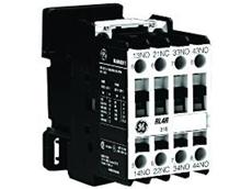 GE range of contactors and overloads