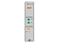 AMS-4172 video and audio relay changeover switches
