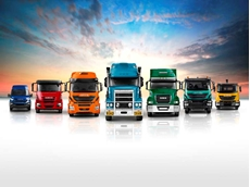 The latest Iveco models including the Australian designed and built ACCO and Powerstar trucks