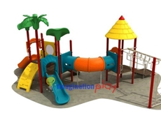 Outdoor playground equipment from Imaginationplay