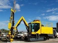 Atlas Copco ROC D7-11 hydraulic drill