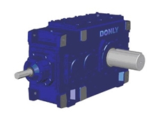 DLHB Series Industrial Modular Gear Units