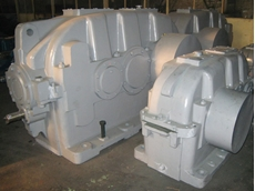 Redurex Gearboxes are cost-effective and robust.