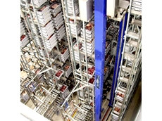 Automated Storage and Retrieval System (ASRS) from ICA