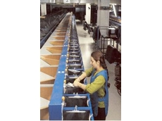Compact Sorter sorting systems available from Industrial Conveying