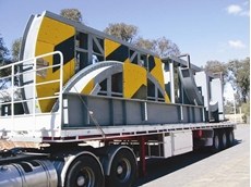 Customised Automated Trailer Floors from Industrial Conveying (Aust)