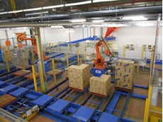 Increasing efficiency in the pallet handling supply chain