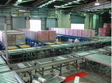 Industrial Conveying (Aust) - Beverage Dock