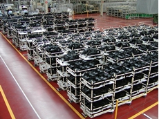 Industrial Conveying (Aust) manufacture the Creform materials handling system