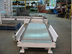 Industrial Conveying Modular pallet conveyor system