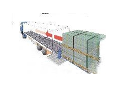 Moving floor automated loading system available from Industrial Conveying