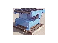 New pallet turntable available from Industrial Conveying