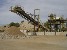 Quarries and small mines draw on conveyor technology specialists for complete solution
