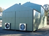 Relocatable Acoustic Enclosure from ICA