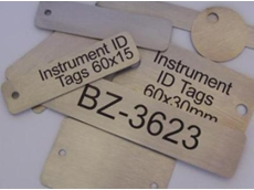 Instrument ID and Valve Tags