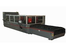 Cincinnati CL850 laser cuttting machines have a highly rigid frame
